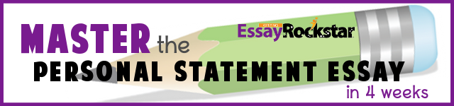 personal statement essay course